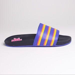 Unisex Adidas Adilette x Eric Emanuel Slides